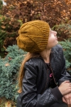 Crown Hat - FREE digital knitting pattern - PDF
