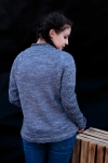 Backtracked - digital knitting pattern - PDF
