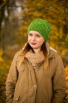 Keep Snug Hat - digital knitting pattern - PDF