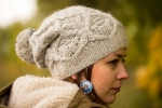 Keep Calm Hat - digital knitting pattern - PDF
