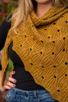 CareAway Shawl  - digital knitting pattern - PDF