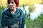 Aguo - digital knitting pattern - PDF