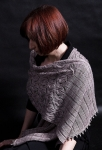 Distinction - digital knitting pattern - PDF
