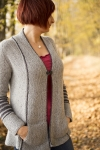 Fortitude - digital knitting pattern - PDF