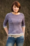 Xanti - digital knitting pattern - PDF