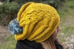 Jollyoly Hat - digital knitting pattern - PDF