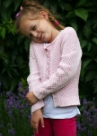 Girly Pink, Spring! - digital knitting pattern - PDF