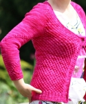 Spring is Pink - digital knitting pattern - PDF
