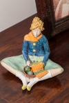 Figurine - Knitting Lady 4