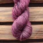 Single Merino - Purple Dress