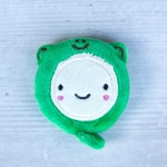 Cute retractable tape measure - Frog