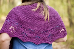Miss Eyre - digital knitting pattern - PDF