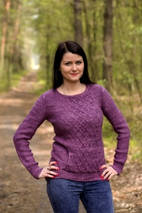 Pocket You, Kangaroo - digital knitting pattern - PDF