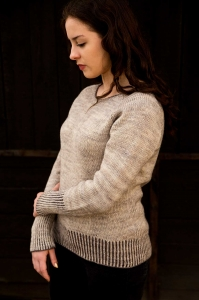 Leizu - digital knitting pattern - PDF