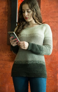 Aliyah - digital knitting pattern - PDF