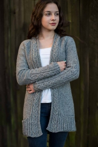 Naturally Yours - digital knitting pattern - PDF