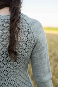 From Way Back - digital knitting pattern - PDF