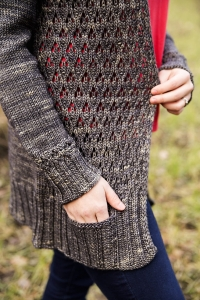 Petrichor - digital knitting pattern - PDF