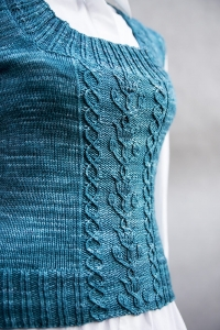 A Floral Affair - digital knitting pattern - PDF