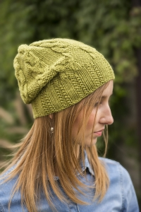 Hit the Road - digital knitting pattern - PDF