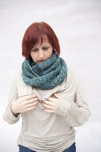 All Along - digital knitting pattern - PDF