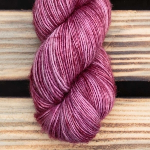 Single Merino - Pomegranate
